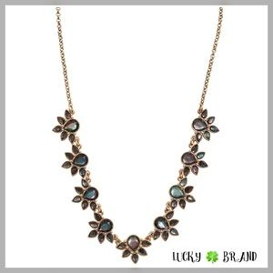 Lucky 🍀 Brand Necklace ✨